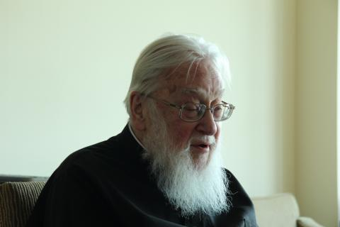 His Eminence the Metropolitan of Diokleia Kallistos